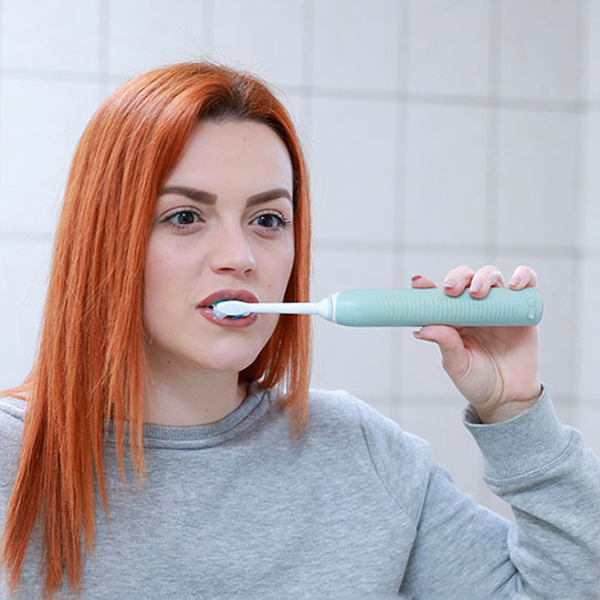 Best Toothbrush Use 543